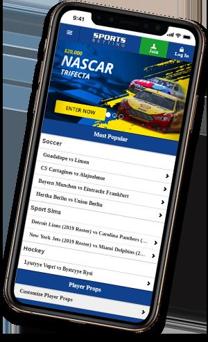 SportsBetting Mobile App